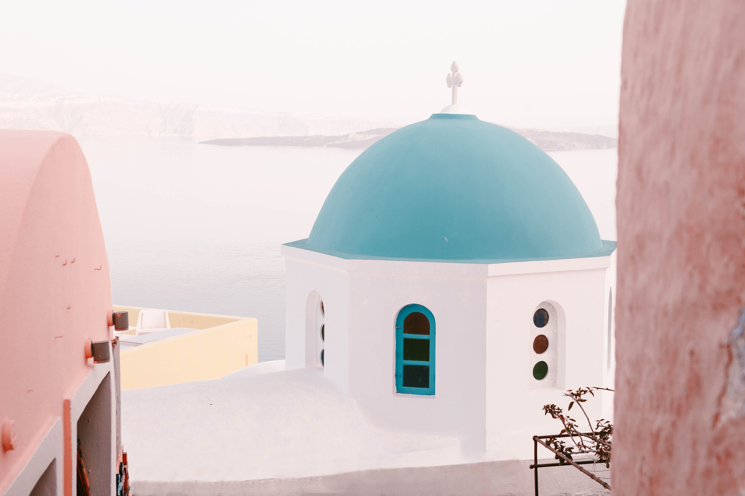 Colors of Oia