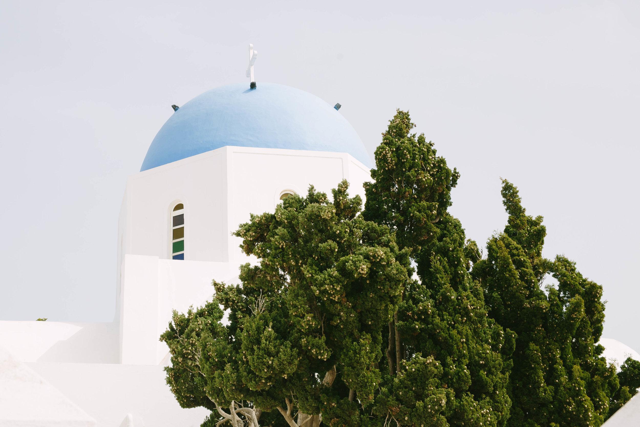 Blue Dome FiroStefani