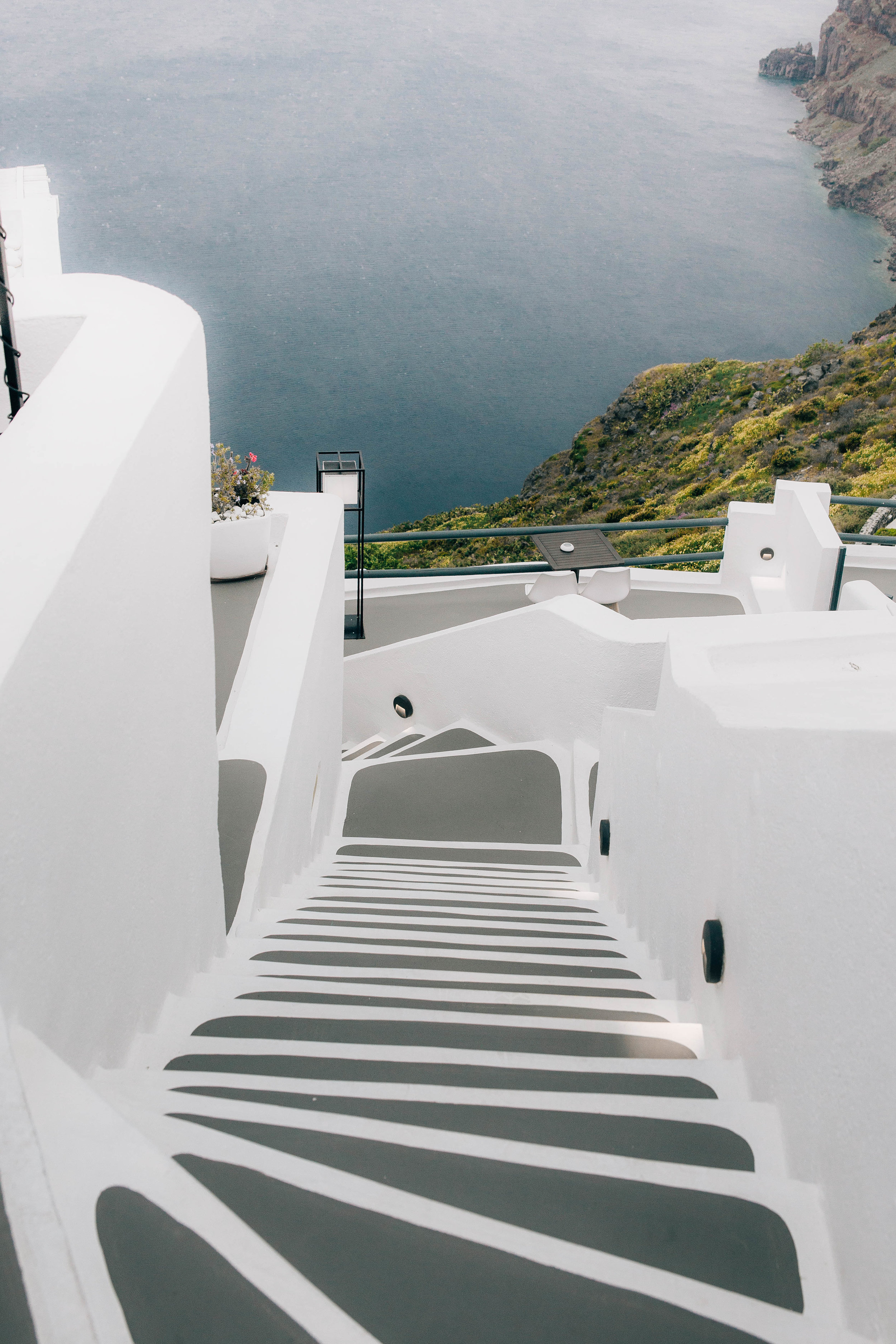 Oia Stairway