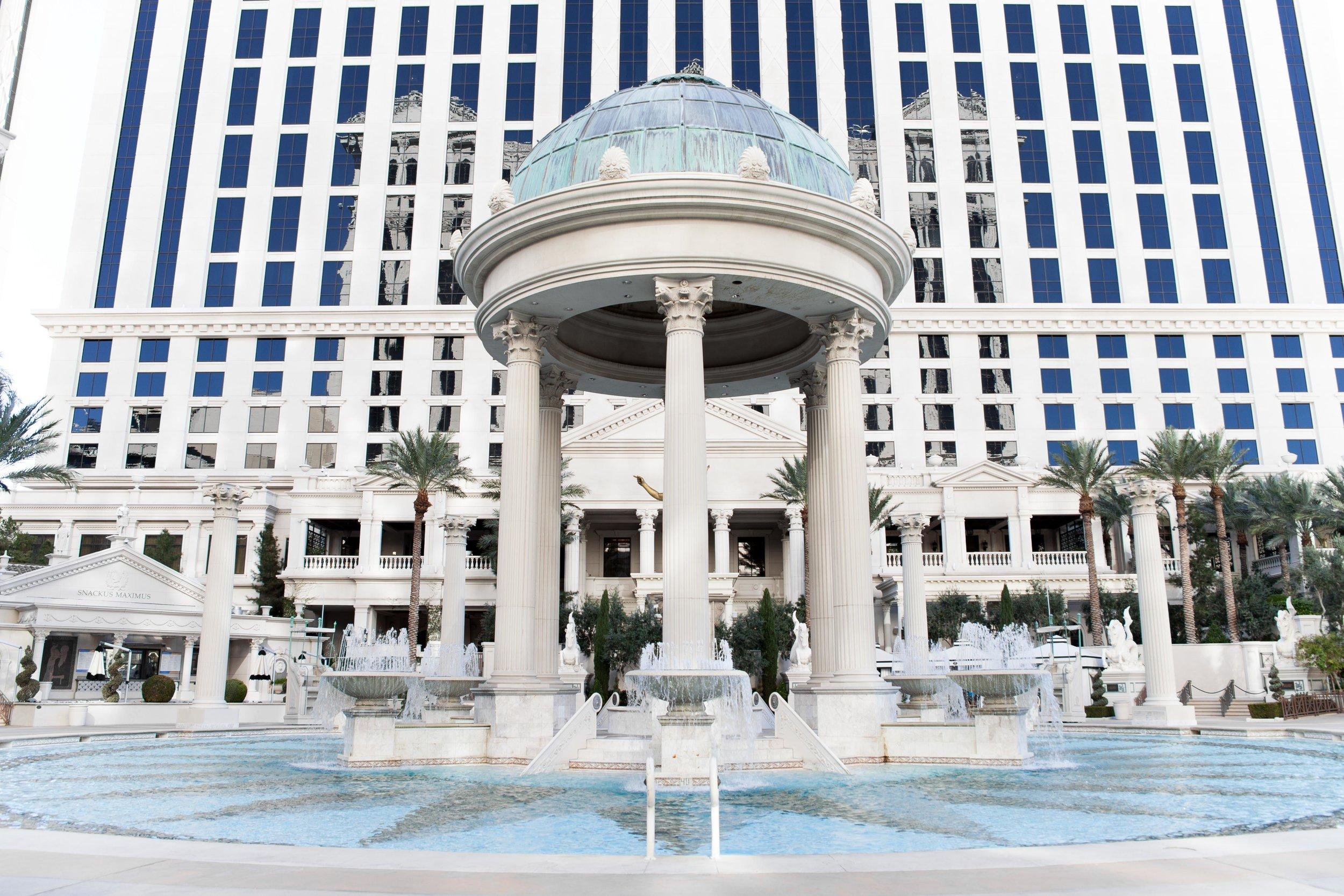 The Pool at Caesar's