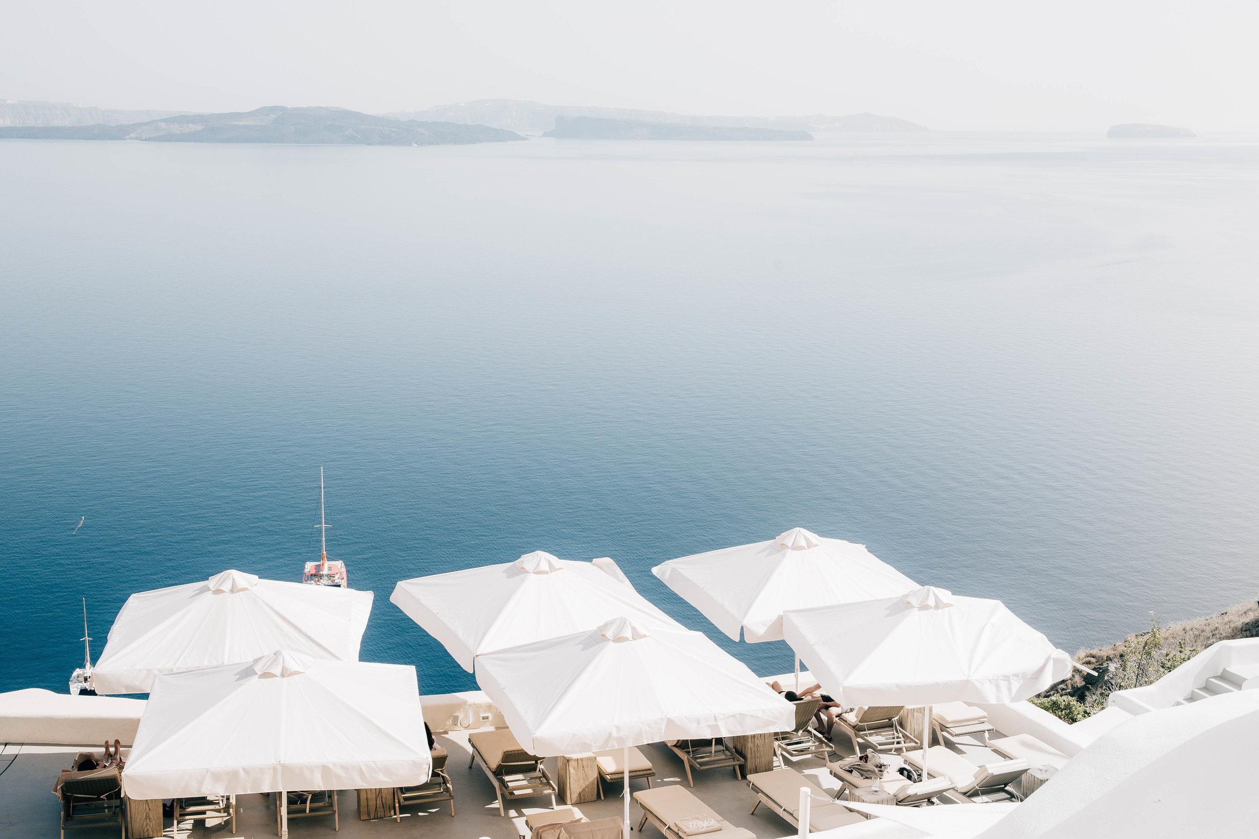 Umbrellas of Greece