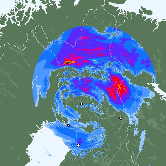 Weather,a rare summer storm is hitting soon Finland,rising from the North, snowing is possible!  Video: http://yle.fi/uutiset/harvinainen_kesamyrsky_iskee_pian__ei_laheskaan_joka_kesa_  tallaista_suomeen_osu/8938907