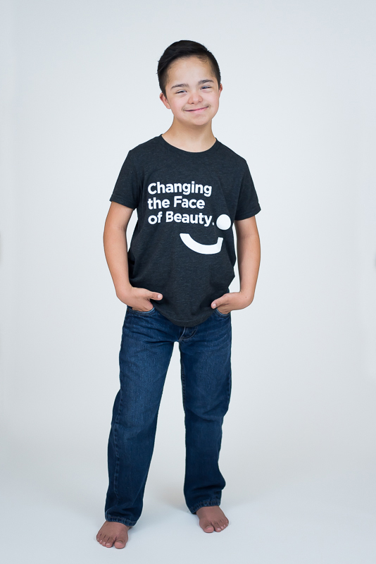 Down Syndrome Model. Changing the face of beauty. Image by Regina Frausto Photography©