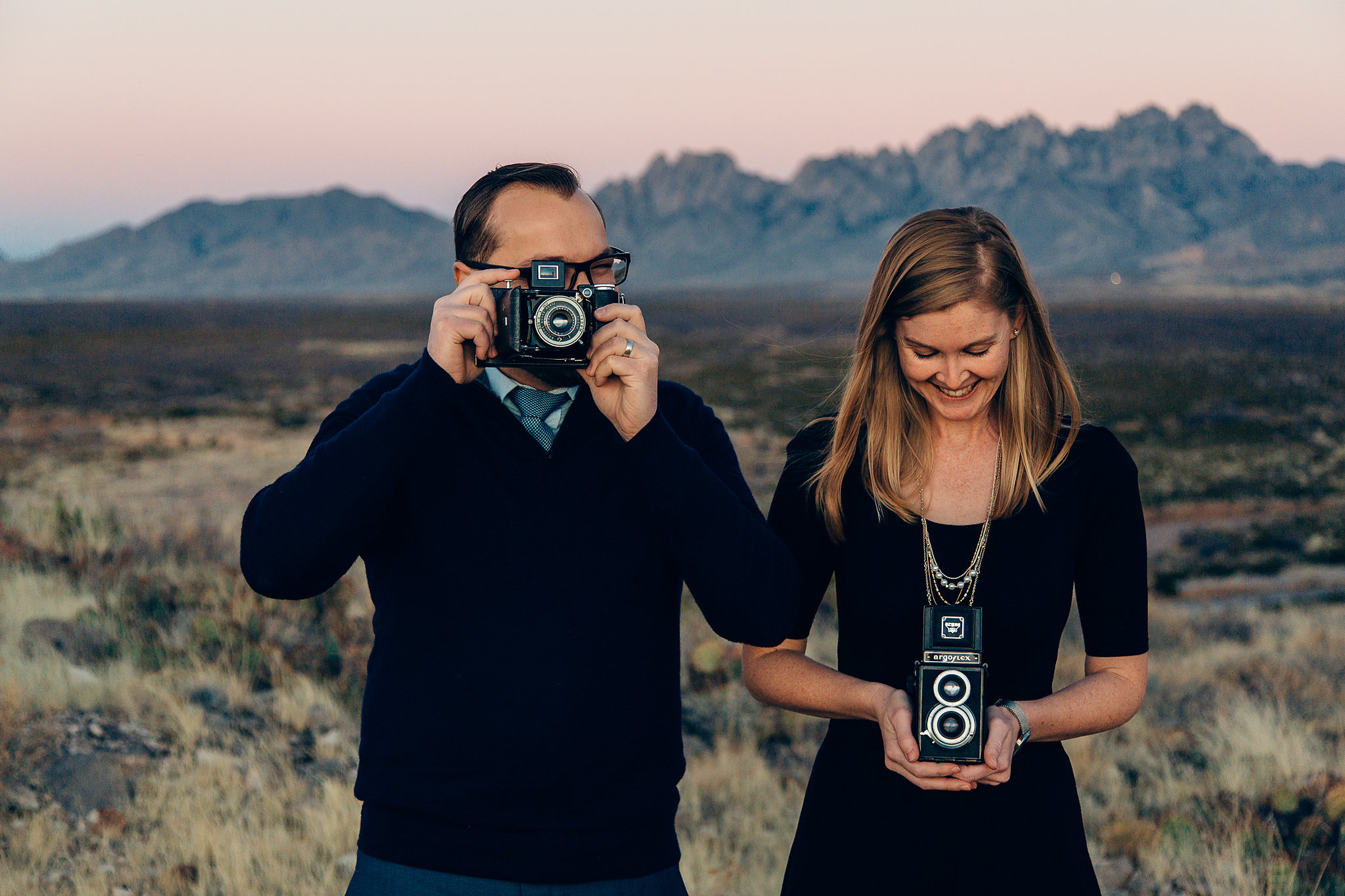 Nate and Elise Taylor, Founders of Taylor'd Photography
