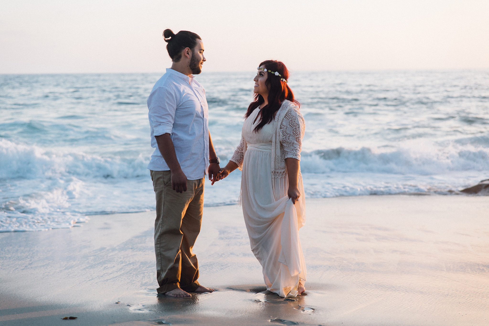 """We absolutely loved working with Taylor'd Photography. The photos are magical and show every ounce of love my husband and I have for each other. I would choose them a hundred times over."" ~ Jeneca -"
