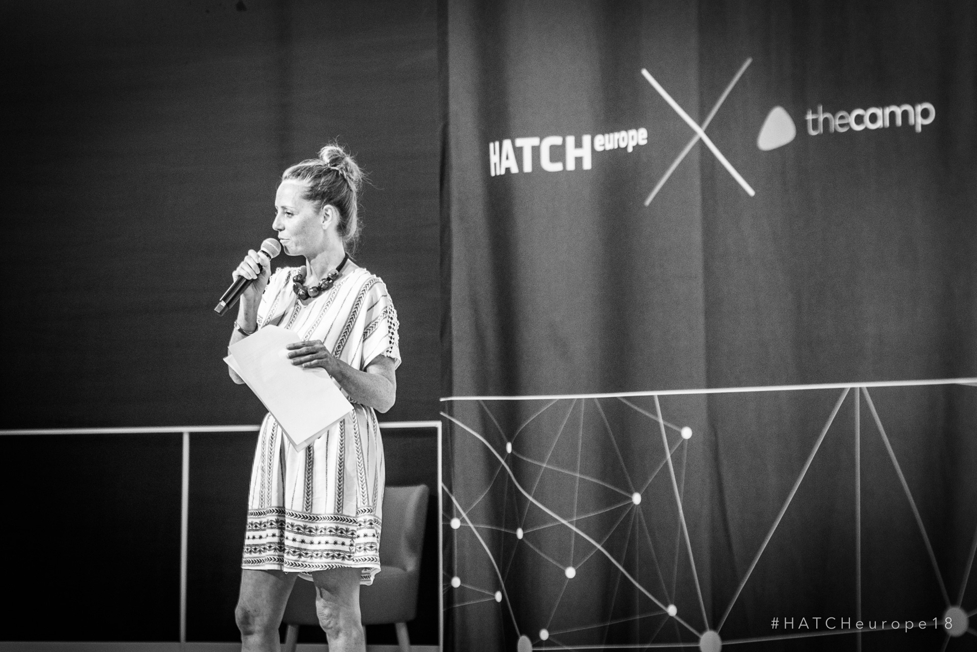 My first keynote at HATCH Europe X The Camp, april 2018.
