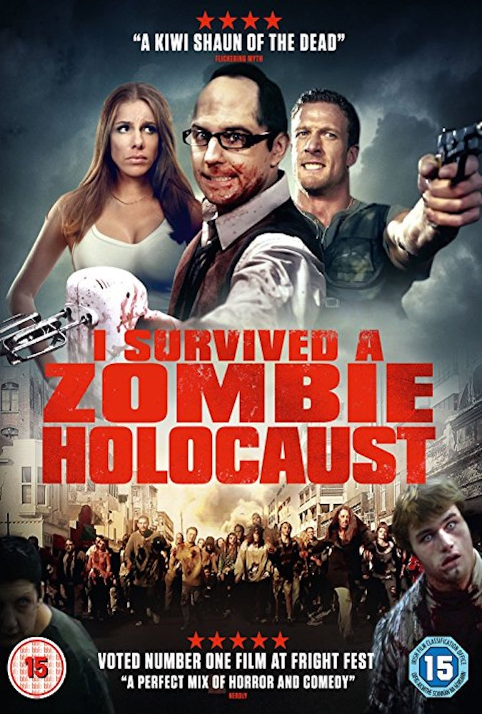 I SURVIVED A ZOMBIE HOLOCAUST / SCORE