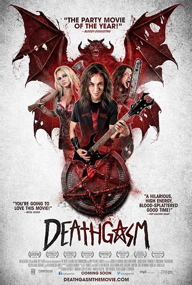 DEATHGASM / ADDITIONAL MUSIC