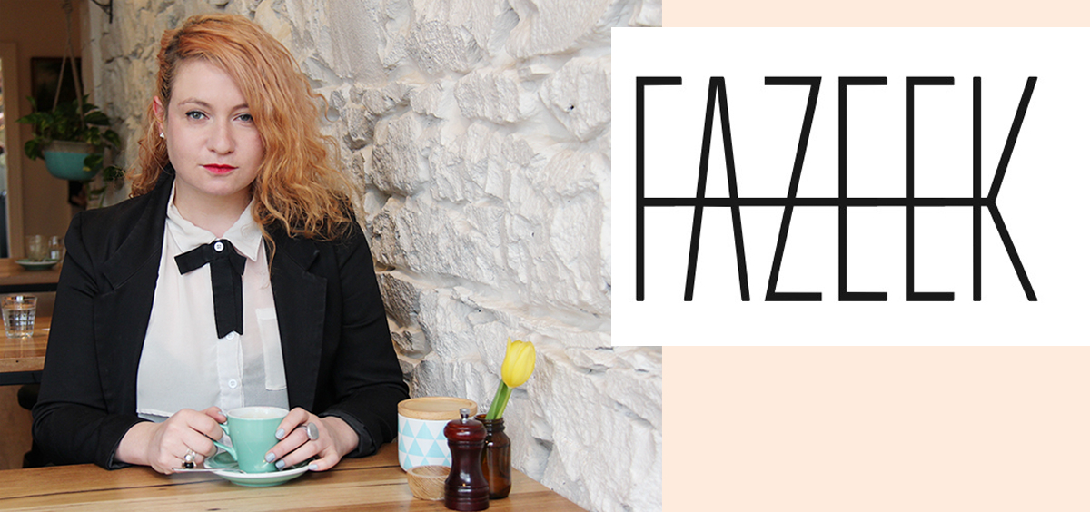 Image: Jackie Fazekas, Foundr of Fazkeek Homewares