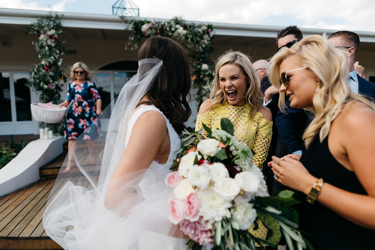 KATIE + NATHAN - THE FARM YARRA VALLEY