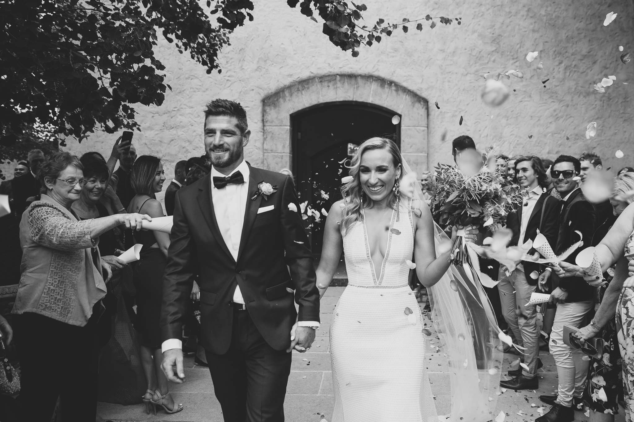 SORAYA + TRENT - Steph and The Eventurer team were absolutely amazing! Our wedding was above and beyond our expectations. Steph turned our amazing venue at Stones of the Yarra Valley into a beautiful, magical, modern garden party dream.A beautiful person to work with, Steph is very talented creatively but also personally. Steph understood our needs, personalities, our budget and refined our vision and dream perfectly.Steph thought of everything... every little detail from flowers, to personalised stationary, to the most incredible entry and even heartfelt momentum's for passed loved ones.Steph's professionalism, knowledge, organisation and creativeness allowed the lead up to our wedding day to be completely stress free.Every little detail was extremely appreciated by us and all our loved ones and guests. We had so many compliments, and our concrete entrance/seating chart was out of this world amazing.Thank you again Steph and The Eventurer team, it was wonderful to work with you, I can't wait to see more of your amazing creations.– Soraya + Trent 2018Photo: Jess Nicholls