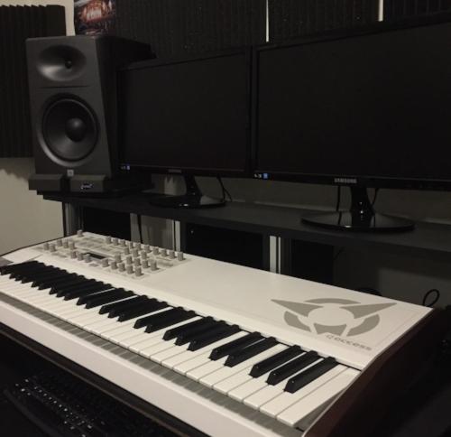 The DJ Disclosure Studio