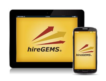 App cover screens