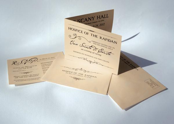 Direct Mail Invitation