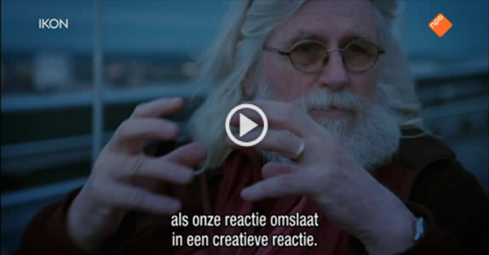 Extended bilingual interview by Helle van der Wijst, of Ikon, a Dutch TV production company, with Dave Andrews about The Jihad of Jesus, radical compassion and interfaith peacemaking that took place on top of a skyscraper over looking the city of Utrecht a the beginning of the New Day (De Nieuwe Dag).