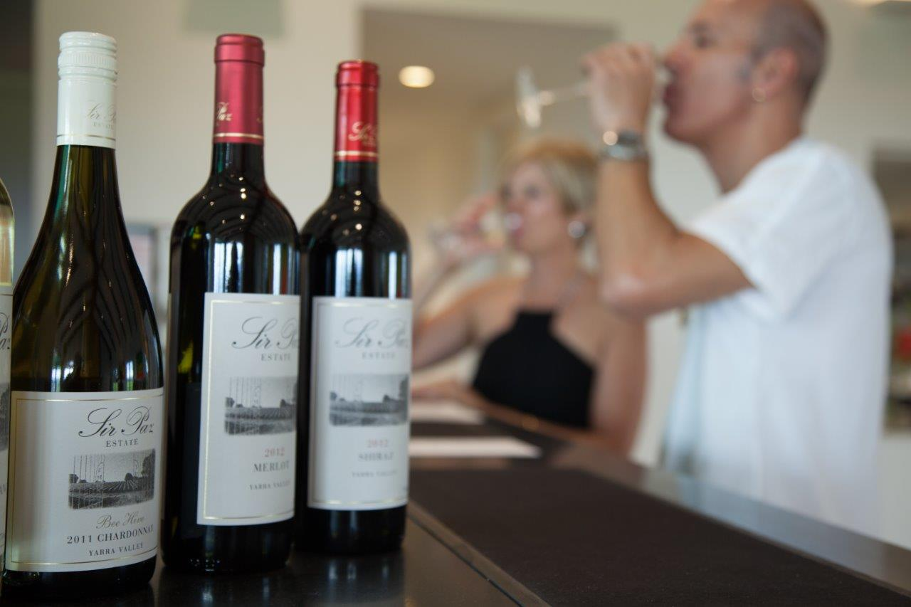 Sir Paz Estate Wine Club selection of exclusive wines delivered.pn