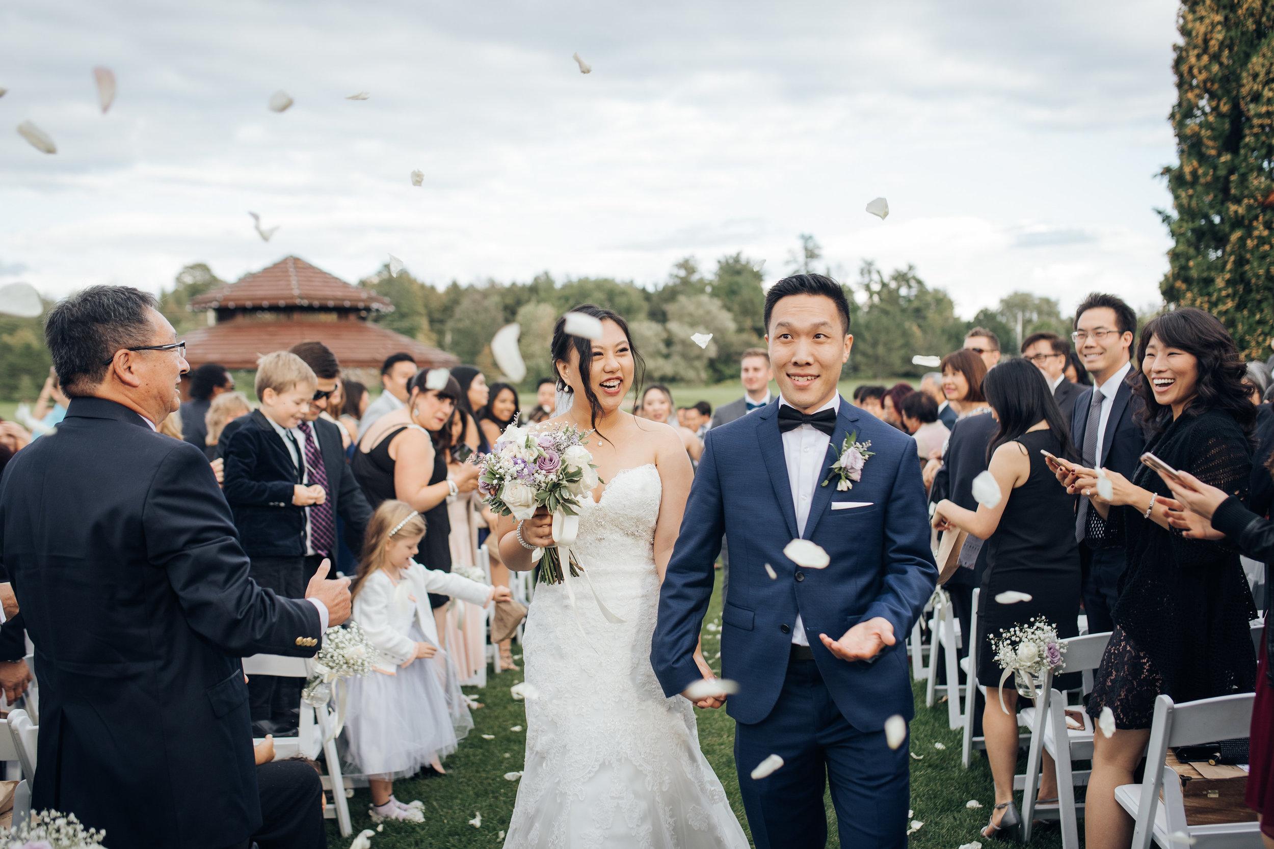 jenny & yu ching - the manor