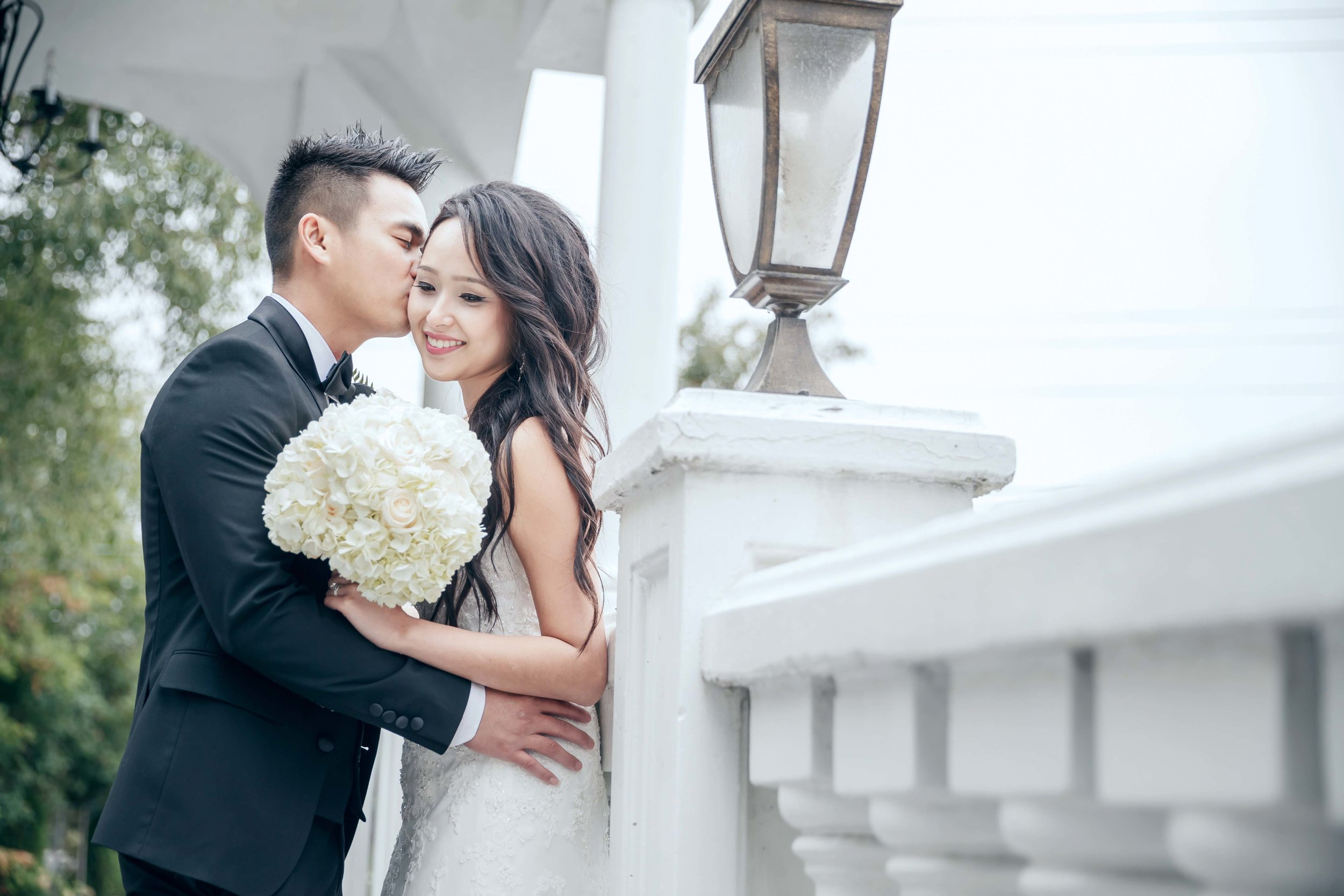 Vivian & Phuong | Paradise banquet hall - A Blush Moment has exceeded all expectations and helped us truly enjoy our special day. Jeannie Yeoh (head planner) was there every step of the way and without her help we could not have had such a successful wedding. Throughout the planning process she was diligent and attentive. On the wedding date it was smooth sailing. I only found out post wedding there were so many situations that were happening that I did not know of. A Blush Moment solved all problems quickly and efficiently that I was never ever bothered. I am truly grateful for such a fantastic planner who cares about our wedding as much as we do. Thank you to A Blush Moment for making our day the beginning to our happily ever after!
