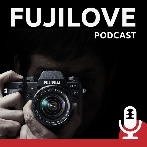www.fujilove.com podcast hosted by Jens Krauer