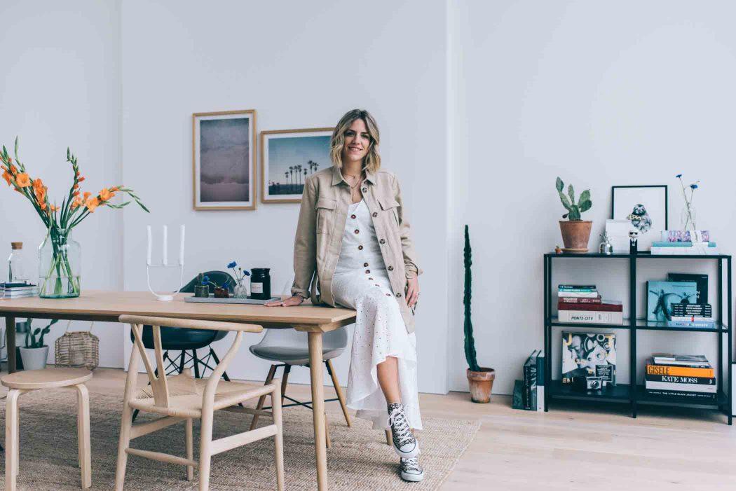C&A - In dieser Wohnung ist immer Sommer – Katharina Pelka zeigt ihr ausgebautes Dachgeschoss