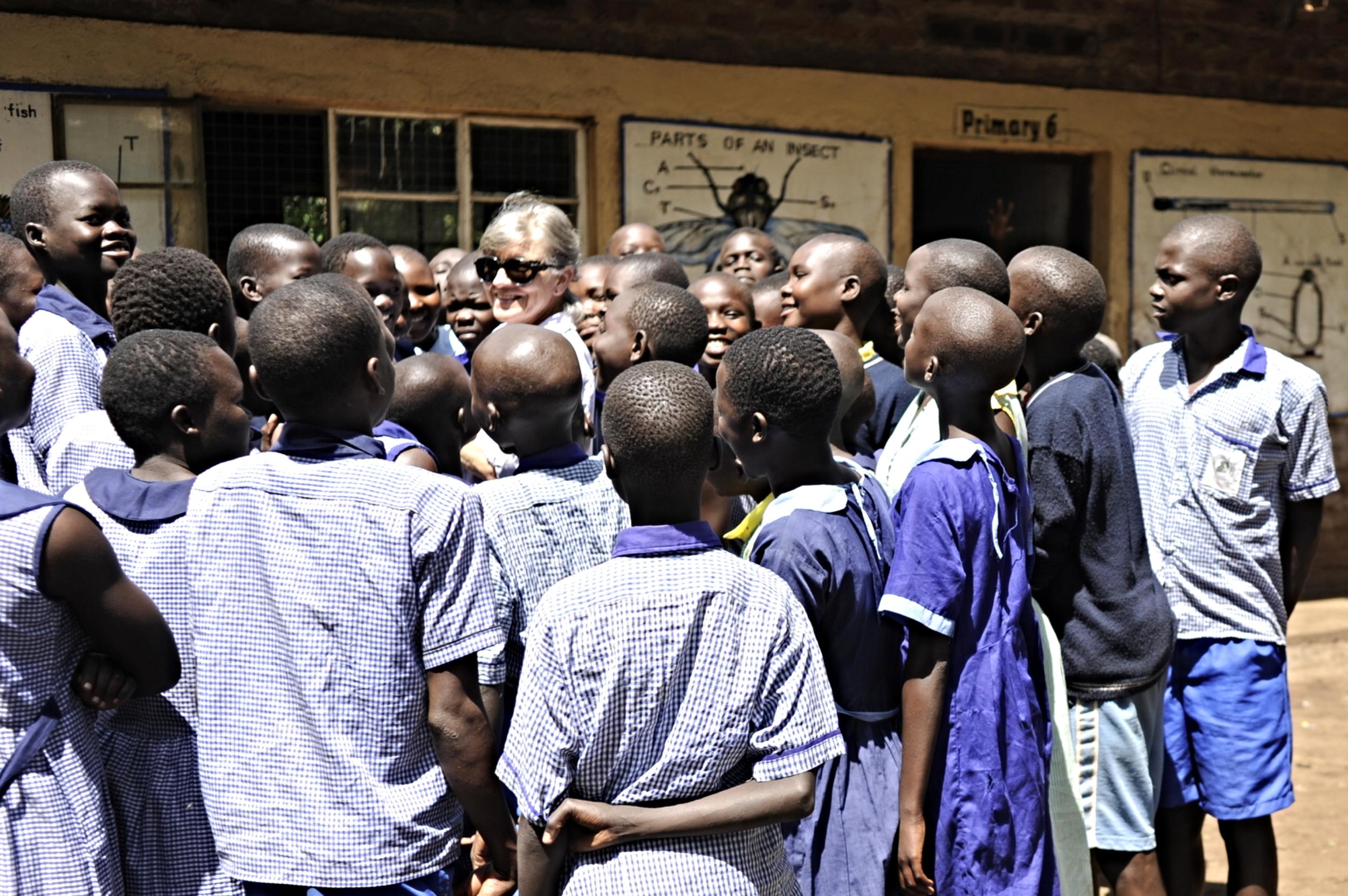Namalu, St Mary's Girls School