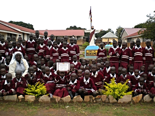 Began as a 1 room school; grew into an institution holding1,000 students and receiving trophies and certificates acknowledging it as the #1 school academically out of66 in the North.