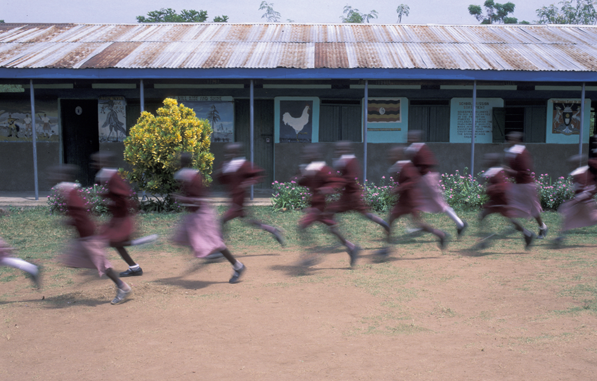 This very school is from where John Lege and 16 others were abducted by the Lord Kony rebels.