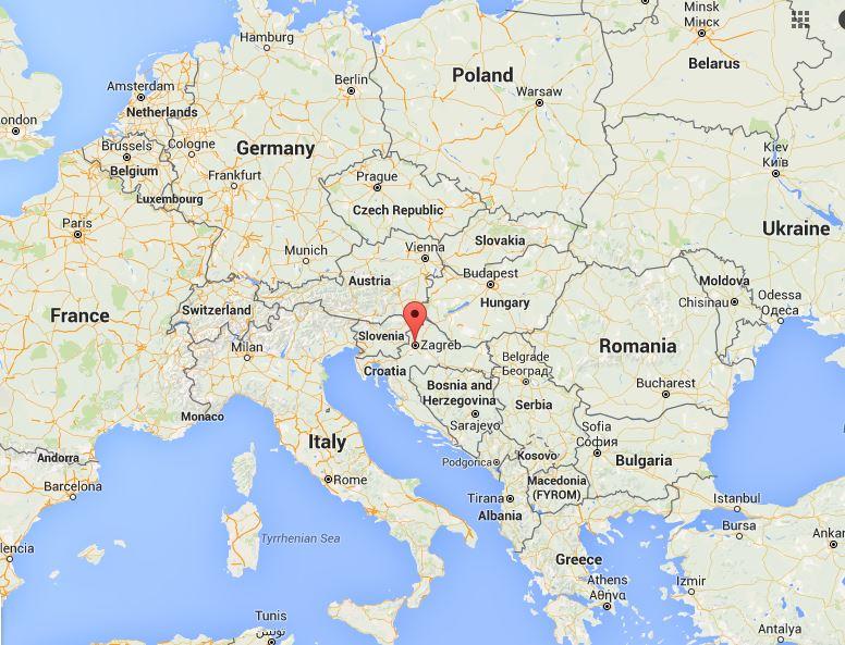 Croatia in Europe