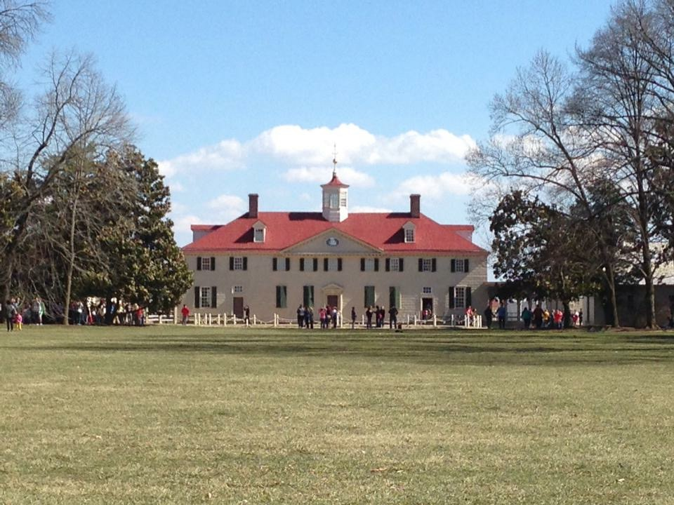 The Washington House at Mount Vernon | Traveling Newbies