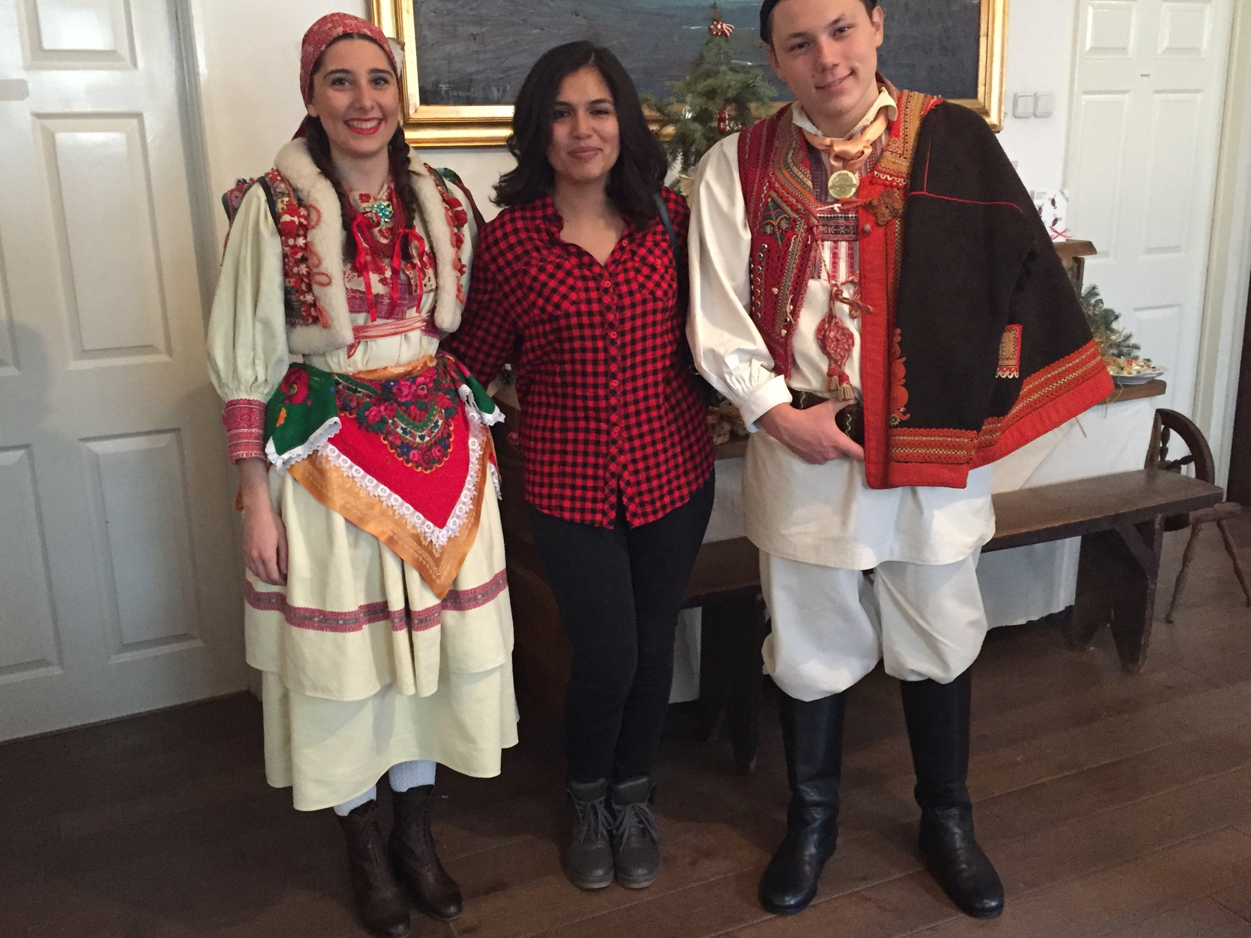 Ethno House with Traditional Dress.JPG