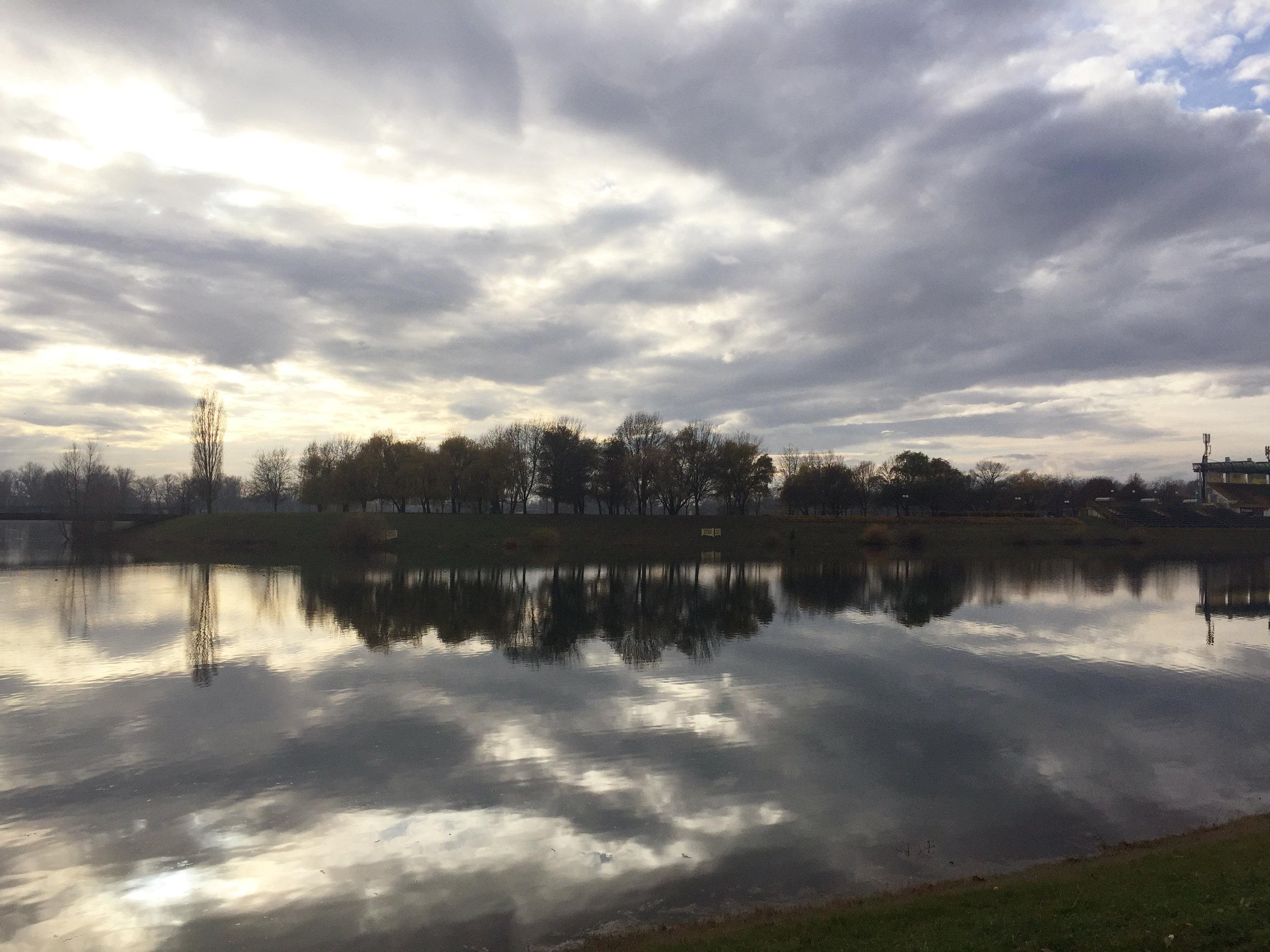 Jarun Lake - Traveling Newbies