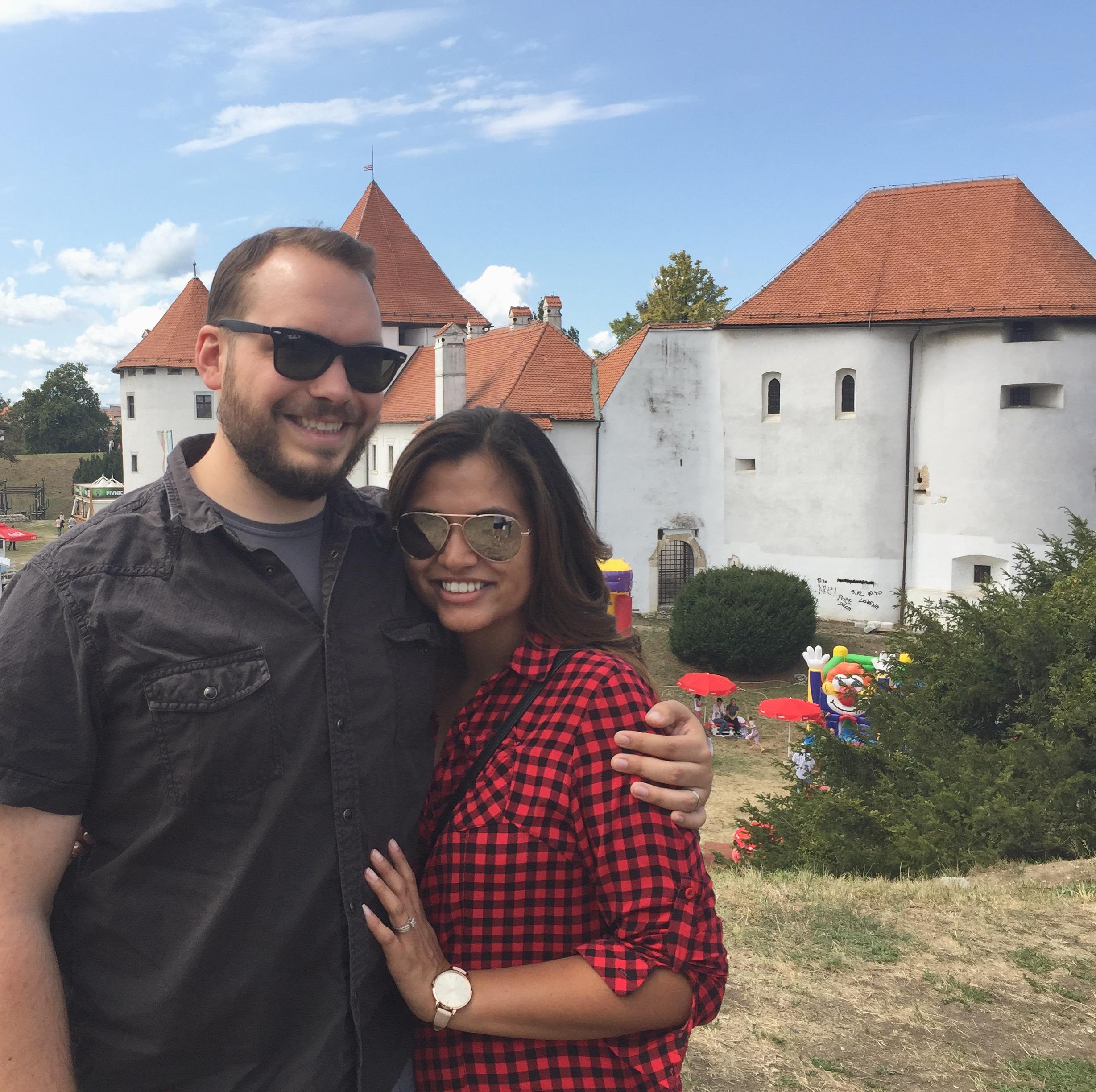 Old Castle in Varazdin