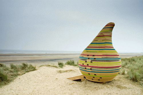 Above: Discover the Lincolnshire Coast!Who needs overseas when you are close the sea?