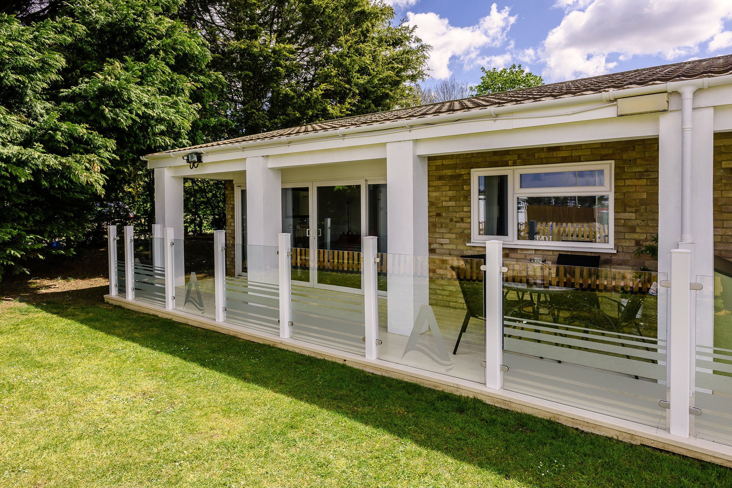 Above: We have a wide range of holiday properties to choose from! From lodges, bungalows to caravans at our new Broadview pitches that have just been released for sale.