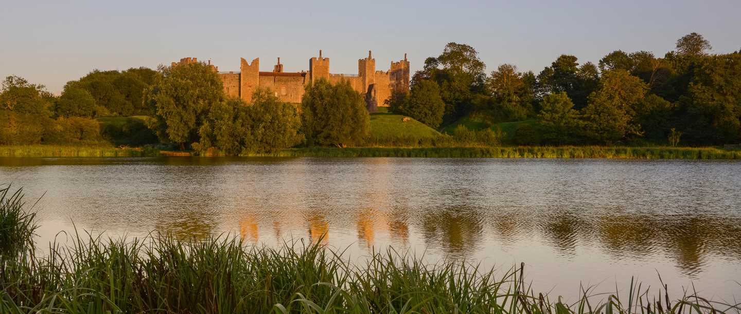 Framlingham Castle -  Source