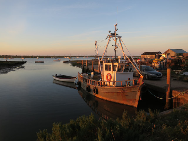 Image: Brancaster in North Norfolk a hidden spot to discover!