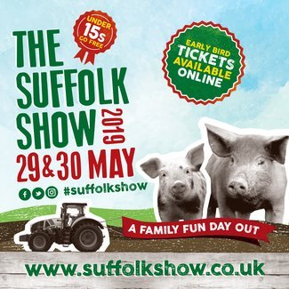 The Suffolk Show poster