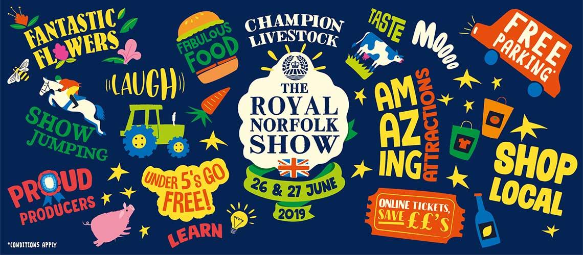 The Royal Norfolk Show - Tingdene