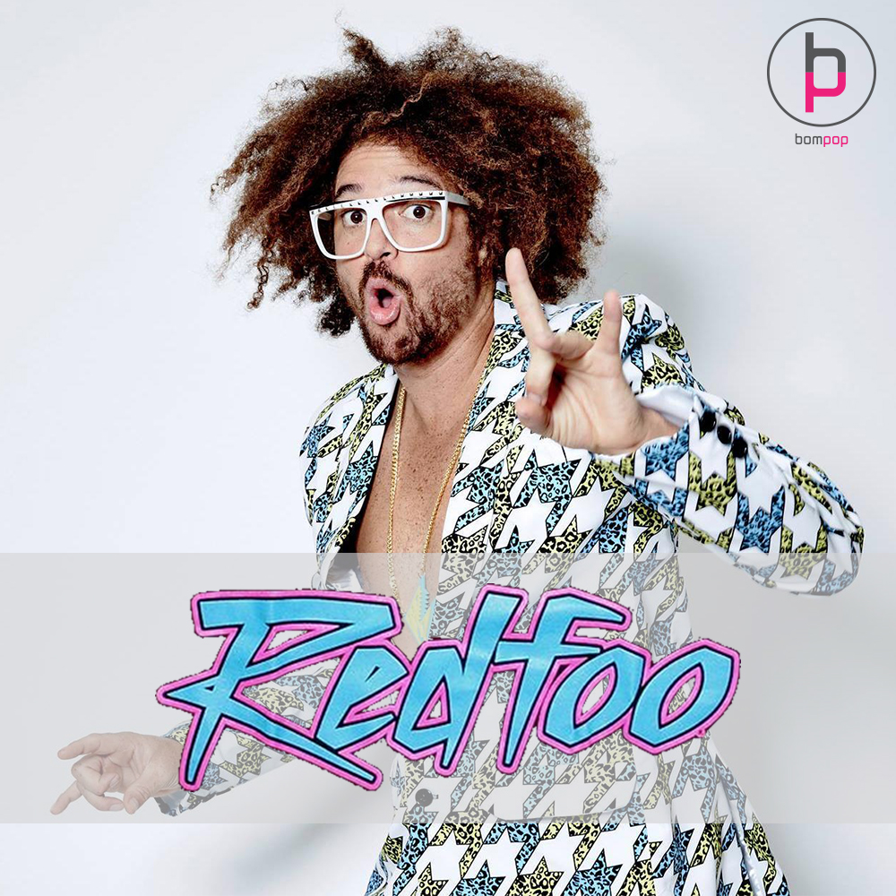 Behind the Scenes with Redfoo (COMING SOON)