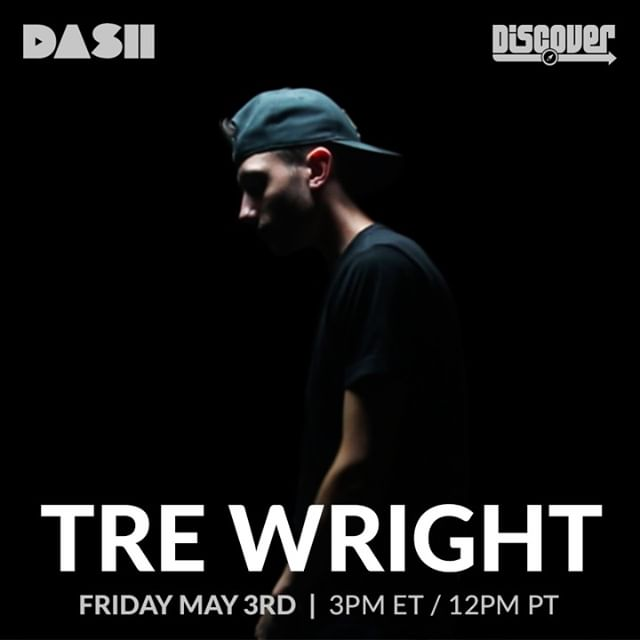 Urban producer, artist,  mic slayer Tre Wright (@TreWright) featured on @DashRadio - @BompopTV!  #radio #bompoptv #emergingartist #music #interview #music