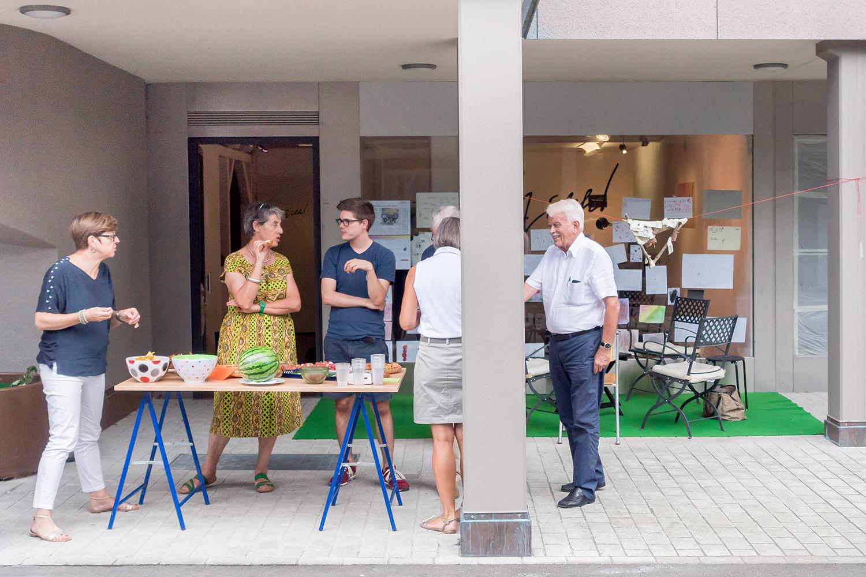 Tag der offenen Tür, Verein Art in Thalwil