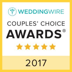 WeddingWire Couple's Choice Awards 2017