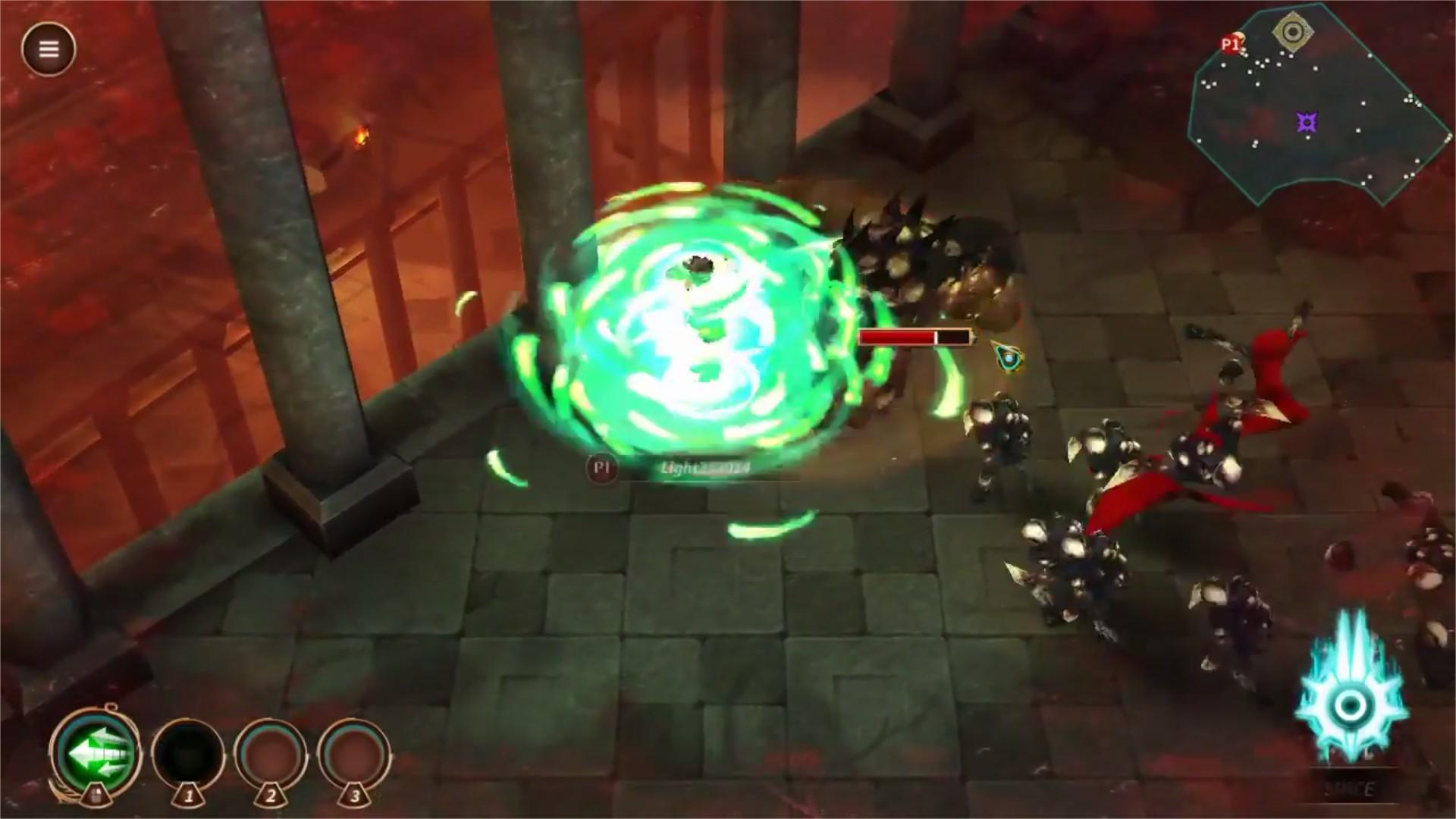 Lightbringers Saviours of Raia - Facebook gameplay PlayRawNow - YouTube - Opera.jpg