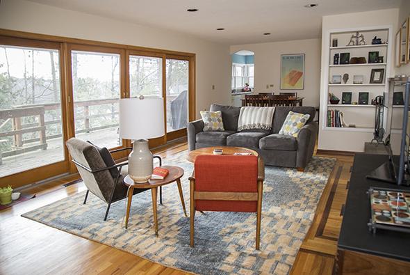 Living Room, 317 Eastwood