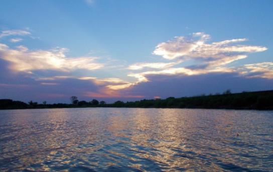 Liberty Lake/Guthrie Lake