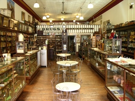 Oklahoma Frontier Drug Store Museum