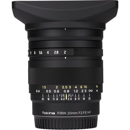 Tokina Firin 20mm f2.0 B&H