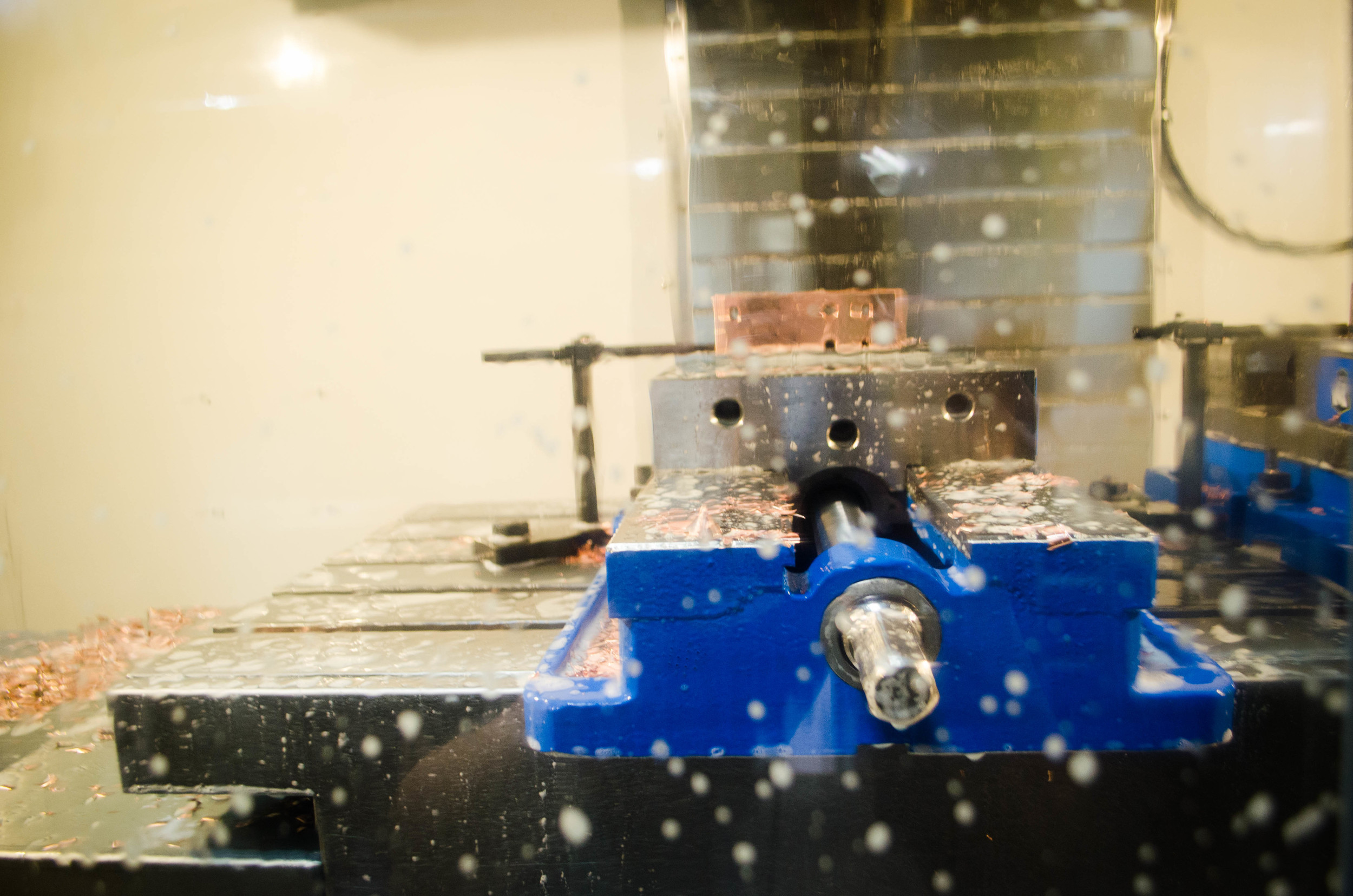 CNC Machining Equipment