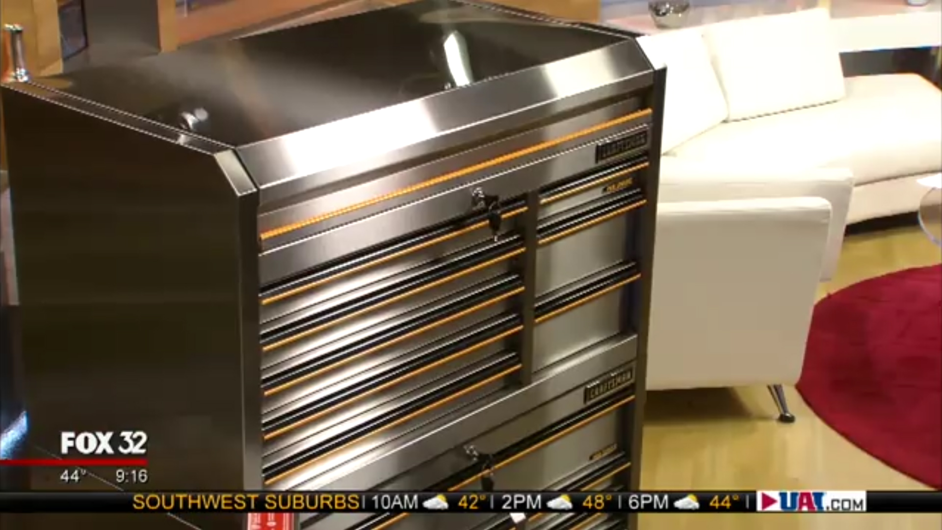 Craftsman/Sears Pro Series Tool Storage - www.Sears.com Rolling cabinet: 1199.00Top chest:$999.99
