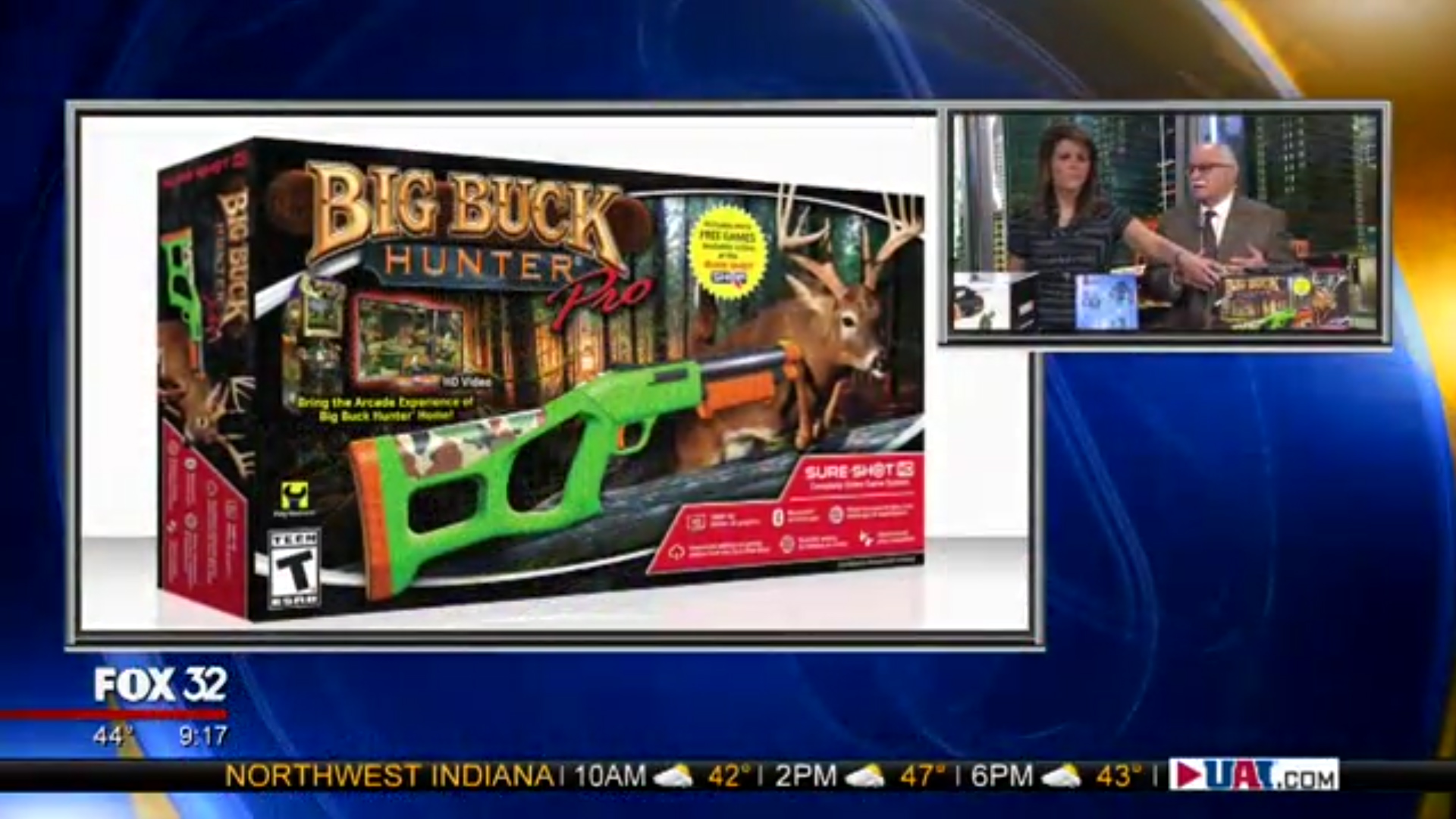 Sure Shot HD - Big Buck Bundle - www.SureShotHD.com$99.00